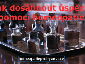 jak dosahnout uspechu pomoci homeopatieprobyznys