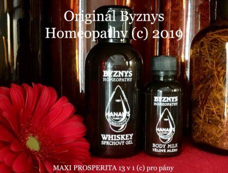 homeopatický set prosperita forte 13 v 1 pro pány